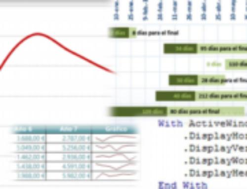 Excel avanzado y VBA para ingeniería